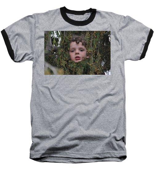 Adventures In Wonderland Baseball T-Shirt