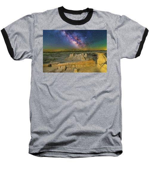 Aeons Of Time Baseball T-Shirt