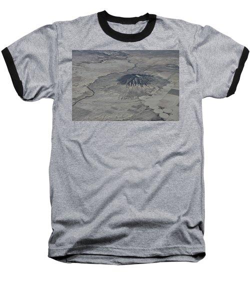 Aerial 5 Baseball T-Shirt by Steven Richman
