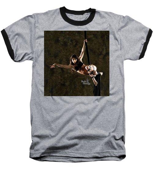 Aerial Ninja Baseball T-Shirt