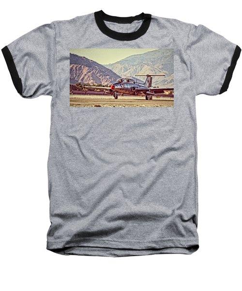Aero L-29 Delfin Baseball T-Shirt