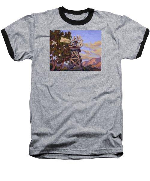 Aeromotor Baseball T-Shirt