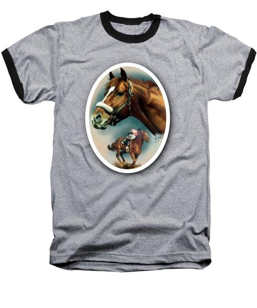 Affirmed With Name Decor Baseball T-Shirt