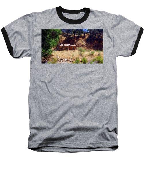Affordable Housing Kern County California Baseball T-Shirt