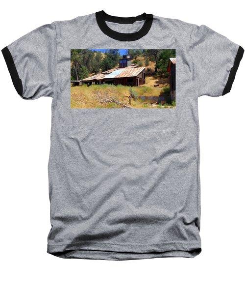 Affordable Housing Kern County Baseball T-Shirt