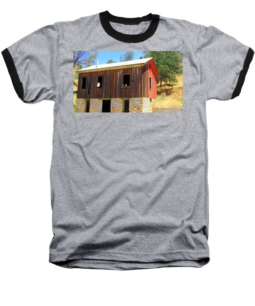 Affordable Housing 3 Baseball T-Shirt