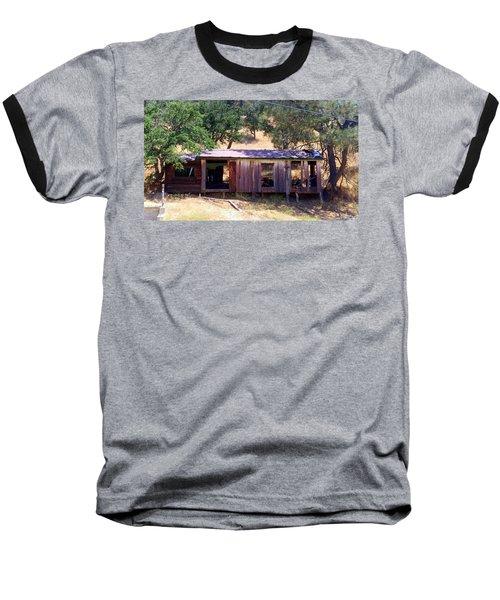 Cozy Cottage Kern County Baseball T-Shirt