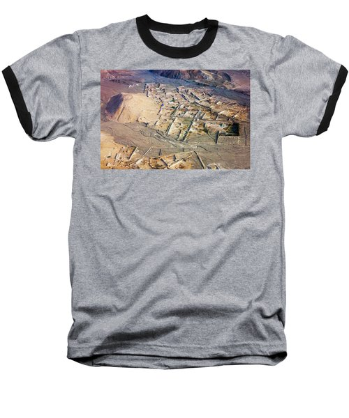 Afghan River Village Baseball T-Shirt