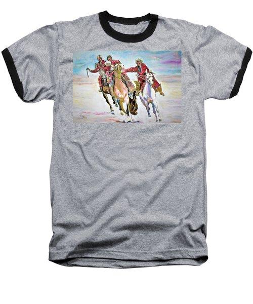 Afghan Sport. Baseball T-Shirt