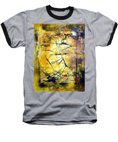Aforethought Abstract Baseball T-Shirt