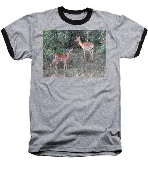 Africa - Animals In The Wild 2 Baseball T-Shirt