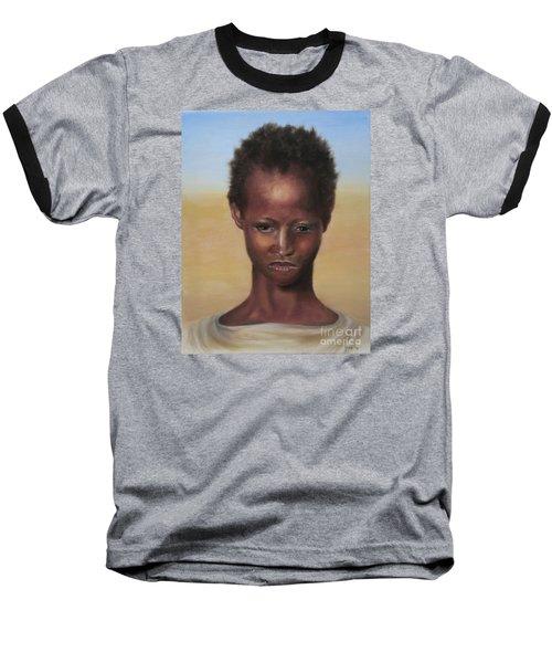 Africa Baseball T-Shirt by Annemeet Hasidi- van der Leij