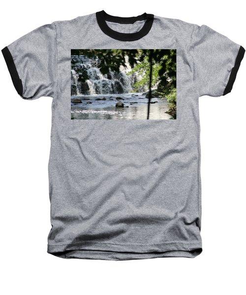 Baseball T-Shirt featuring the photograph Africa by Paul SEQUENCE Ferguson             sequence dot net