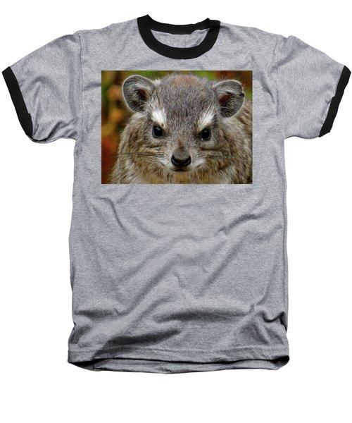 African Animals On Safari - A Child's View 6 Baseball T-Shirt by Exploramum Exploramum