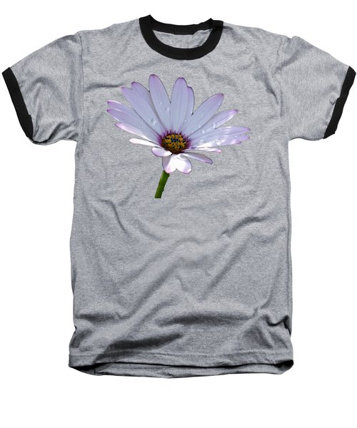 Baseball T-Shirt featuring the photograph African Daisy by Scott Carruthers