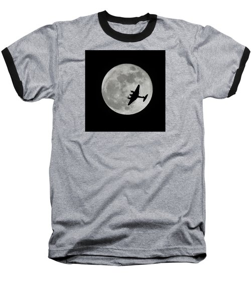 After A Long Night Baseball T-Shirt by Mark Alan Perry
