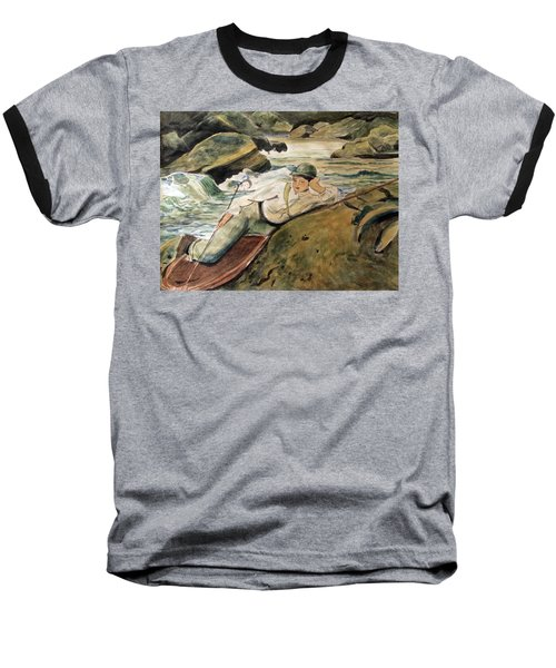 After Sargent Baseball T-Shirt by Nancy Kane Chapman