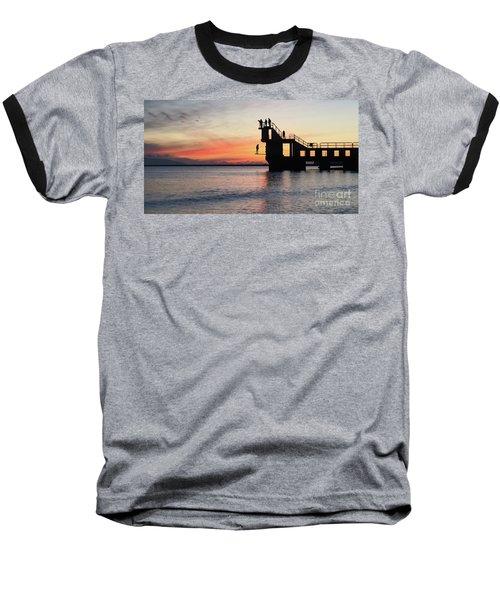 After Sunse Blackrock 3 Baseball T-Shirt