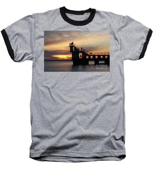 After Sunset Blackrock 5 Baseball T-Shirt
