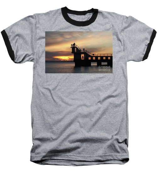 After Sunset Blackrock 5 Baseball T-Shirt