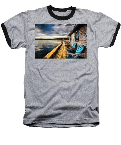 After Sunset Baseball T-Shirt