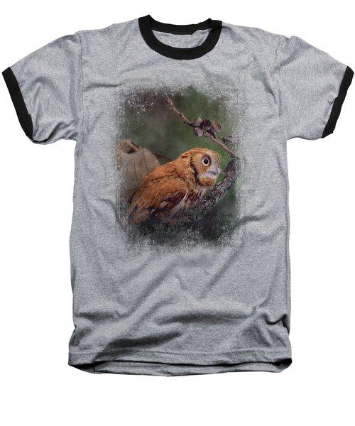 After The Acorns Fall Baseball T-Shirt