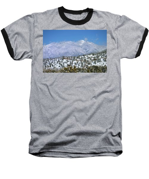 After The Blizzard Baseball T-Shirt
