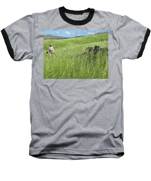 After The Drought Baseball T-Shirt