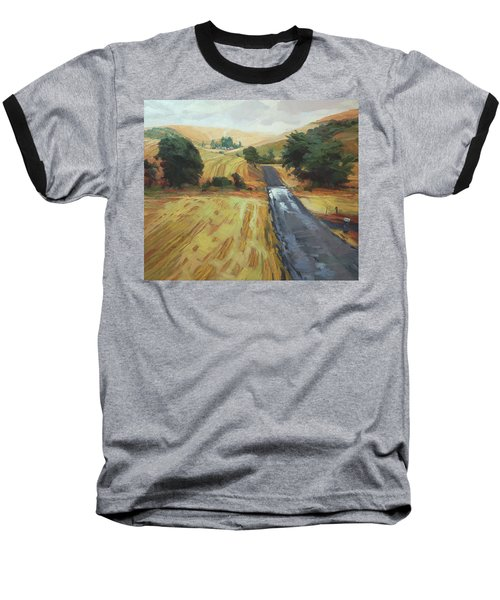 After The Harvest Rain Baseball T-Shirt