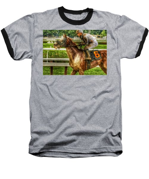 After The Mud Baseball T-Shirt