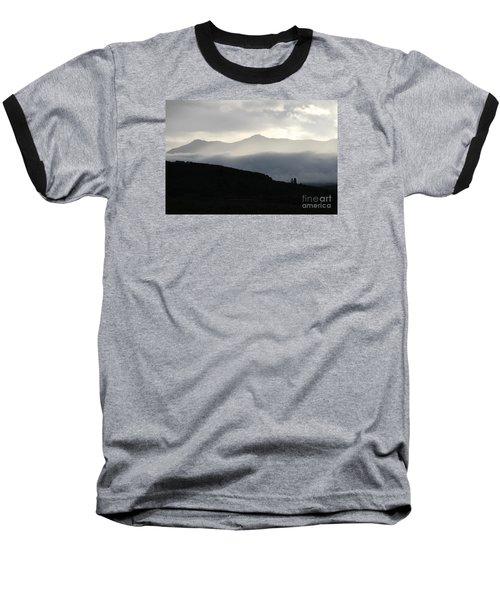 The Quiet Spirits Baseball T-Shirt