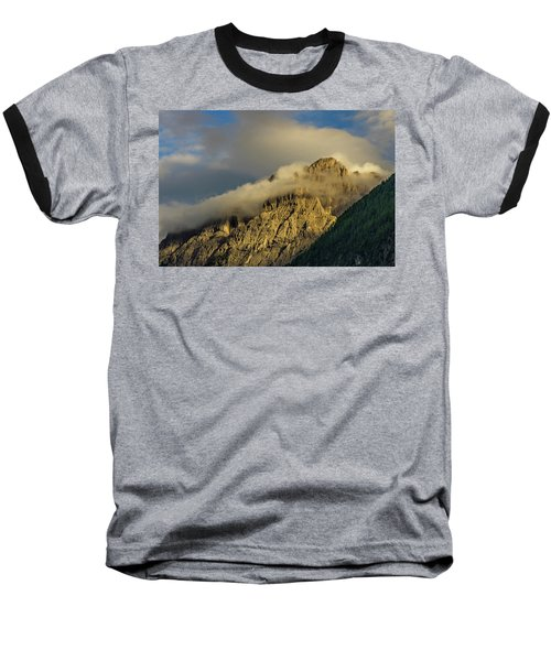 After The Rain In The Austrian Alps. Baseball T-Shirt