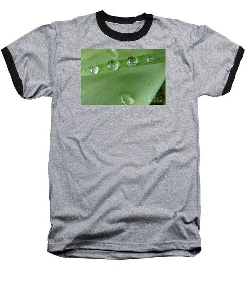 Baseball T-Shirt featuring the photograph After The Rain by Jean Bernard Roussilhe