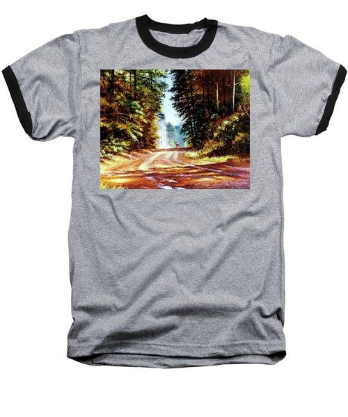 After The Rain Baseball T-Shirt