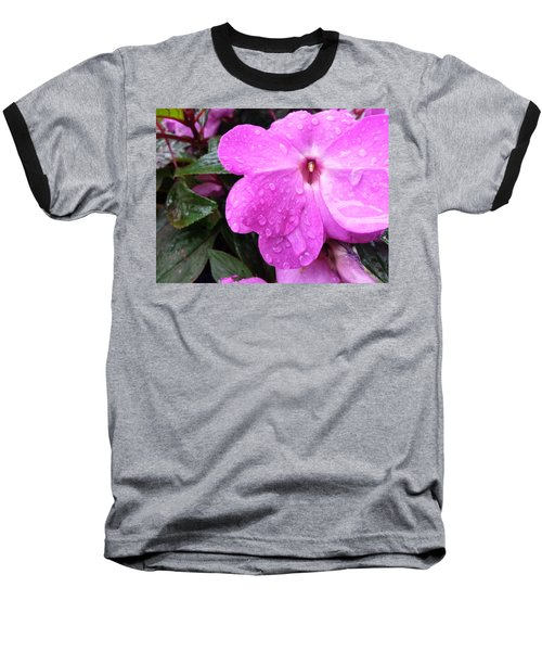 Baseball T-Shirt featuring the photograph After The Rain by Robert Knight