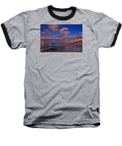 After The Rain Baseball T-Shirt by Sam Antonio Photography