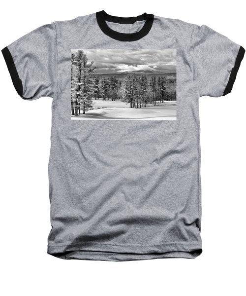After The Snow  Baseball T-Shirt