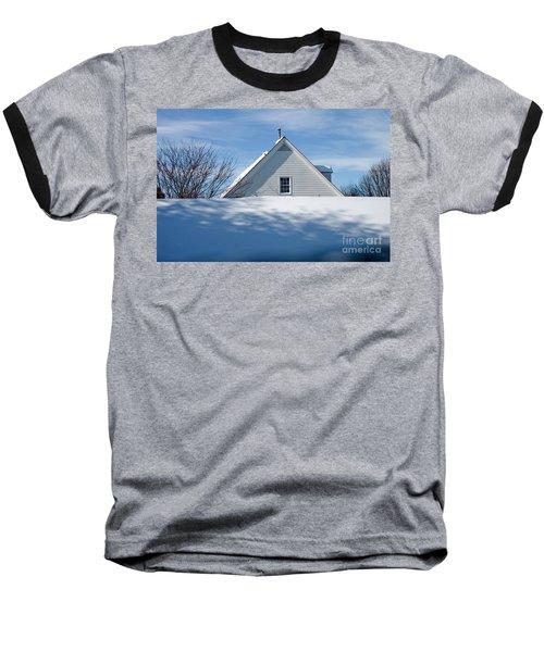 After The Snowfall Baseball T-Shirt