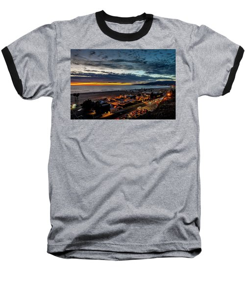 After The Storm And Rain  Baseball T-Shirt