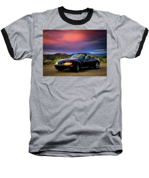 After The Storm - Bmw Z3 Baseball T-Shirt