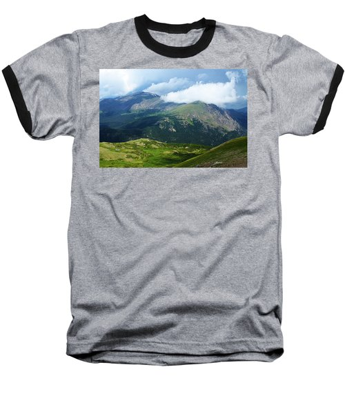 Baseball T-Shirt featuring the photograph After The Storm by Marie Leslie