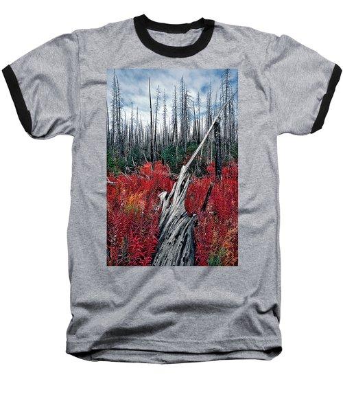 Afterburn Baseball T-Shirt