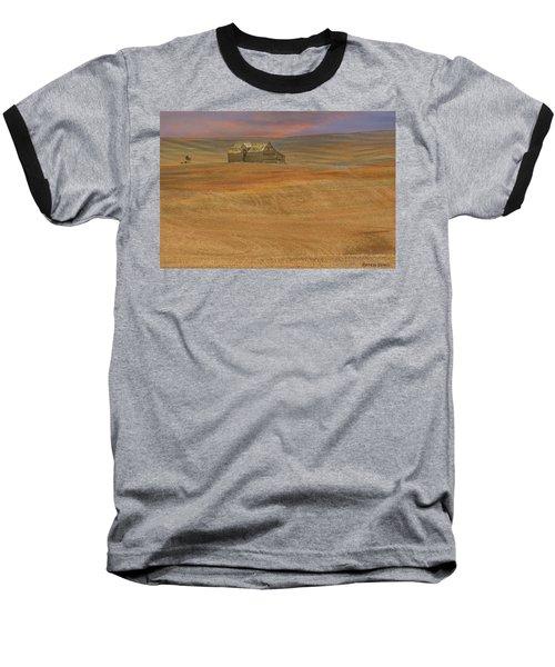 Afterglow On The Palouse Baseball T-Shirt