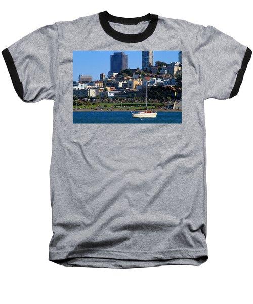 Afternoon At Maritime Park Baseball T-Shirt