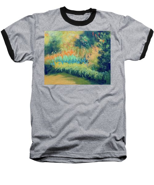 Afternoon Delight Baseball T-Shirt by Lee Beuther
