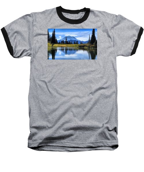 Baseball T-Shirt featuring the photograph Afternoon Delight by Lynn Hopwood