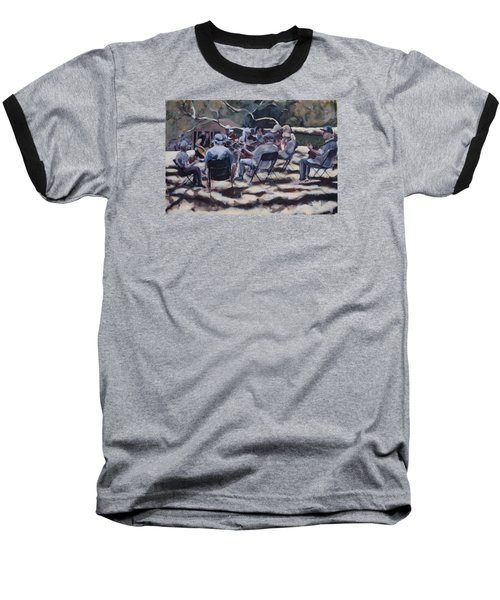 Afternoon Pickers Baseball T-Shirt