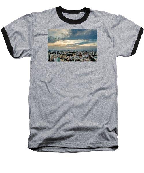 Afternoon Saigon Baseball T-Shirt