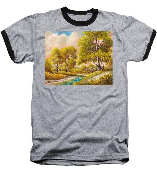 Afternoon Shade Baseball T-Shirt