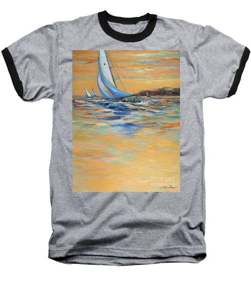 Afternoon Winds Baseball T-Shirt